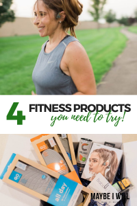 4 Fun Fitness Products You Need To Try!