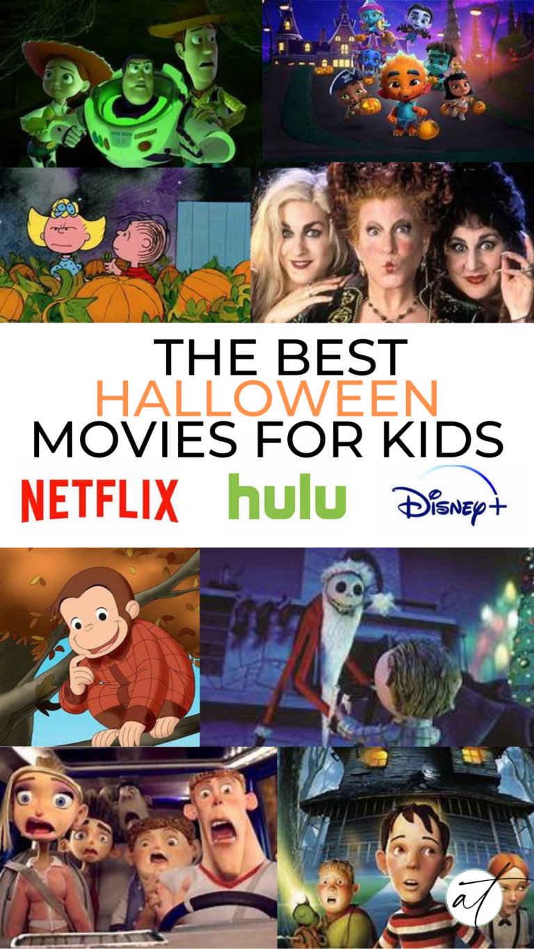 The Ultimate List of The Best Halloween Movies for Kids   Updated 2021