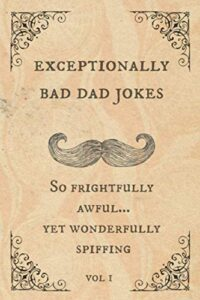 Coffee Table Book Exceptionally Bad Dad Jokes