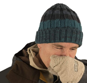 Gloves for wiping snot on