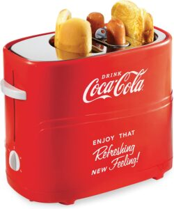 Classic hot dog and bun toaster