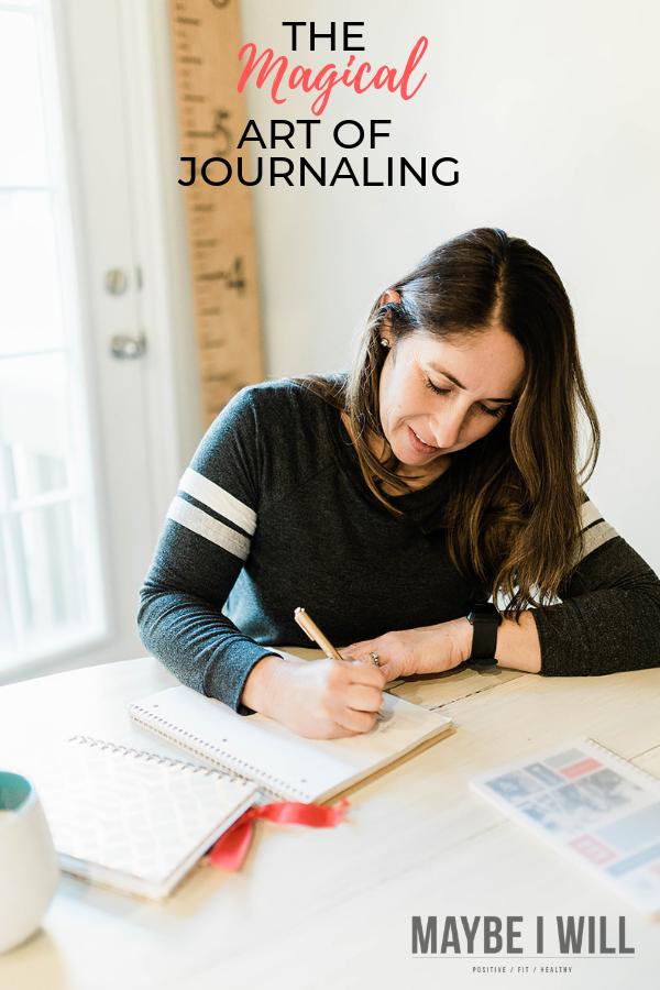 The amazing benefits of journaling