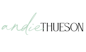 Andie Thueson Logo