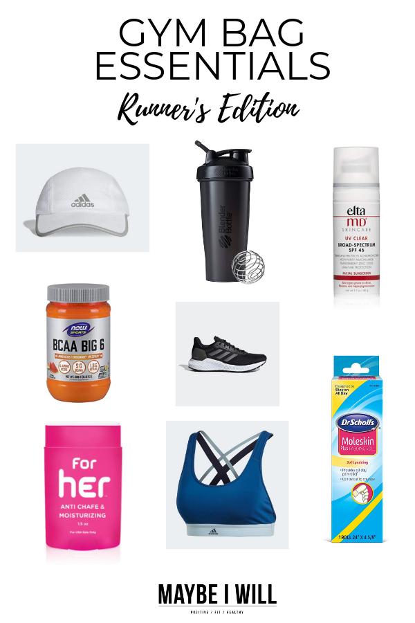 My Gym Bag Essentials!
