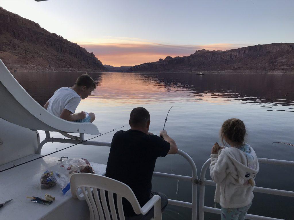 Lake Powell Fishing