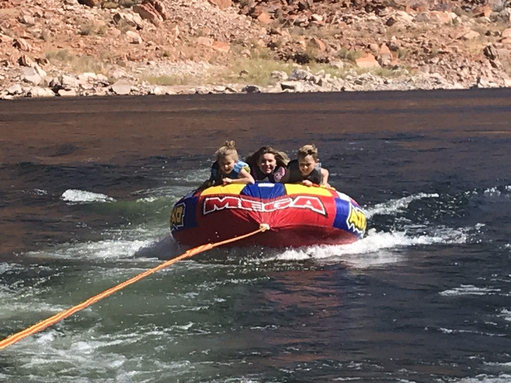 Lake Powell Boating