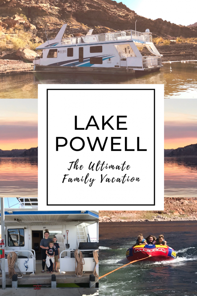 Visit Lake Powell