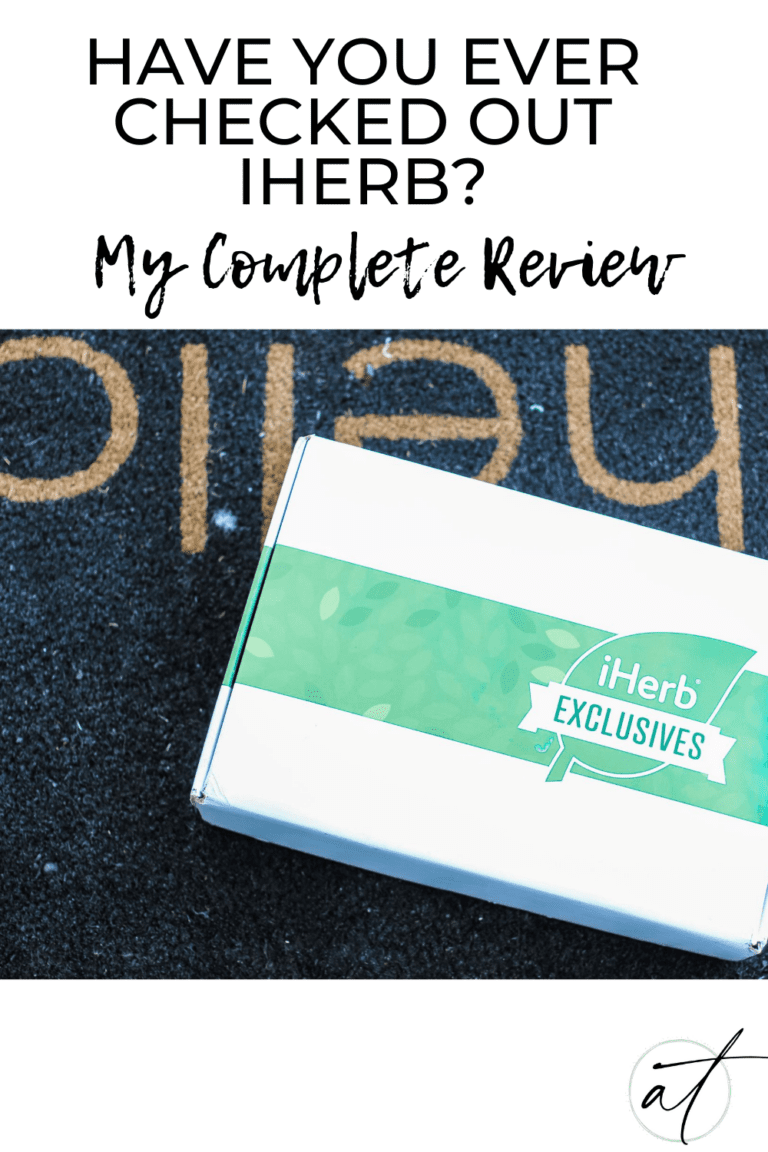 My iHerb Review, Have you checked them out?