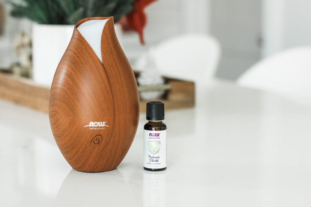 Essential Oil Blend for Immunity Boosting