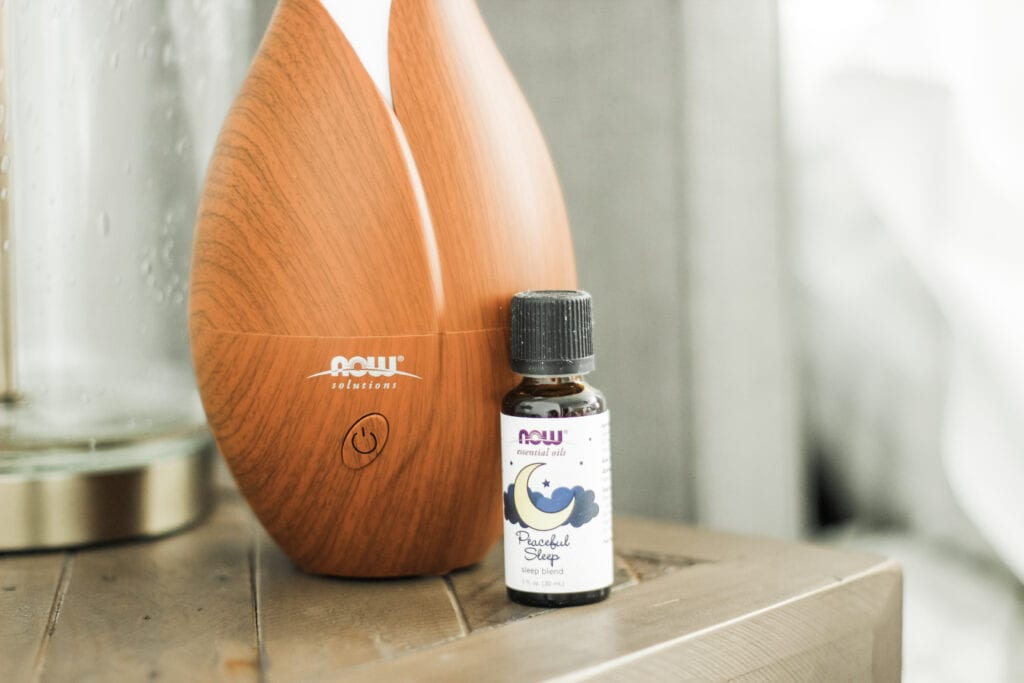 Essential Oils Blend for Better Sleep