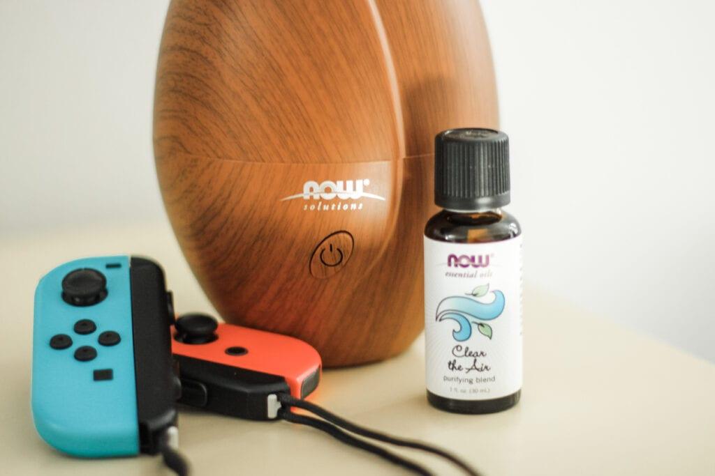 Essential Oils Blend for Purifyin the Air