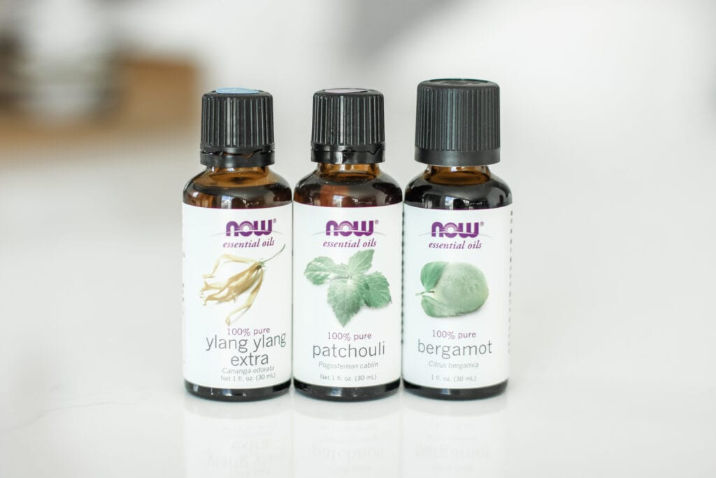 Essential Oils Blend for Romance and Intimacy