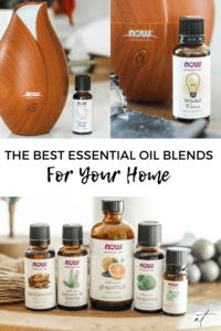 The best Essential Oil Blends for your home