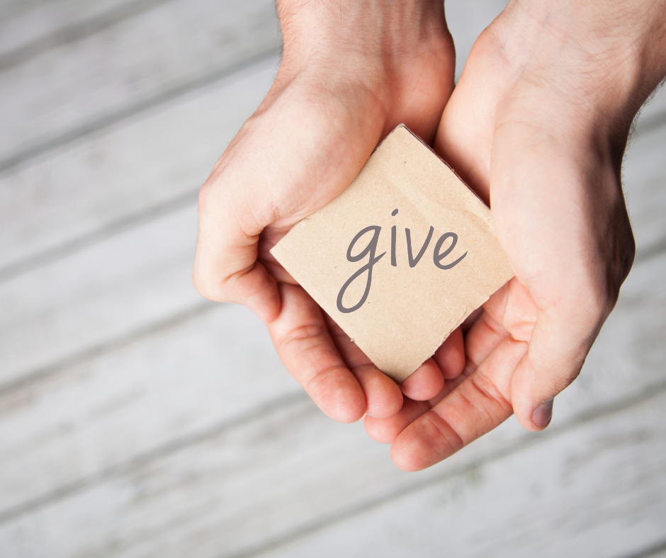 This 30 days of giving challenge can completely change your life. Giving to others is magical and has the power to transform your life as well as theirs.