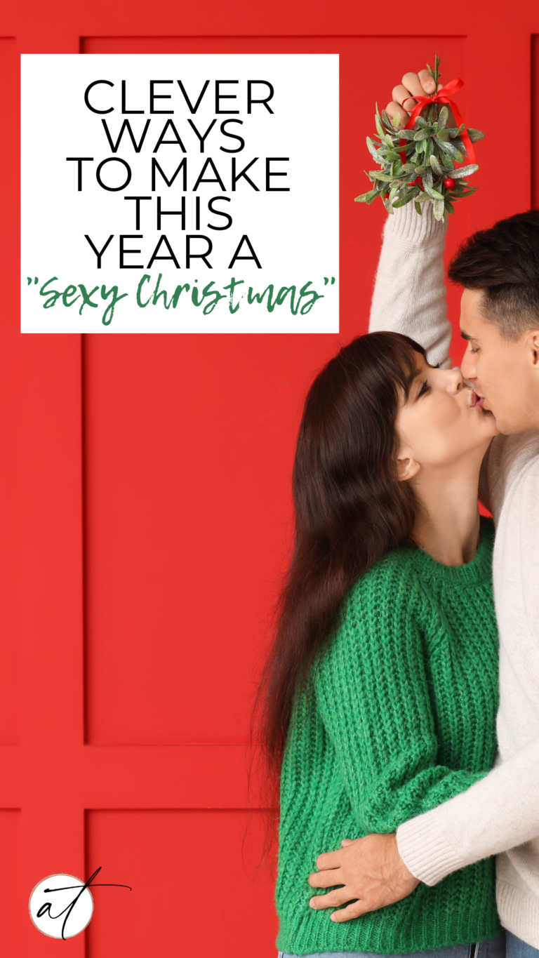 """Clever Ways To Make This Year, A """"Sexy Christmas!"""""""