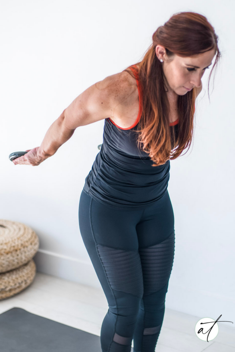 The Best Chest and Triceps Workout To Burn Fat + Tone Up!