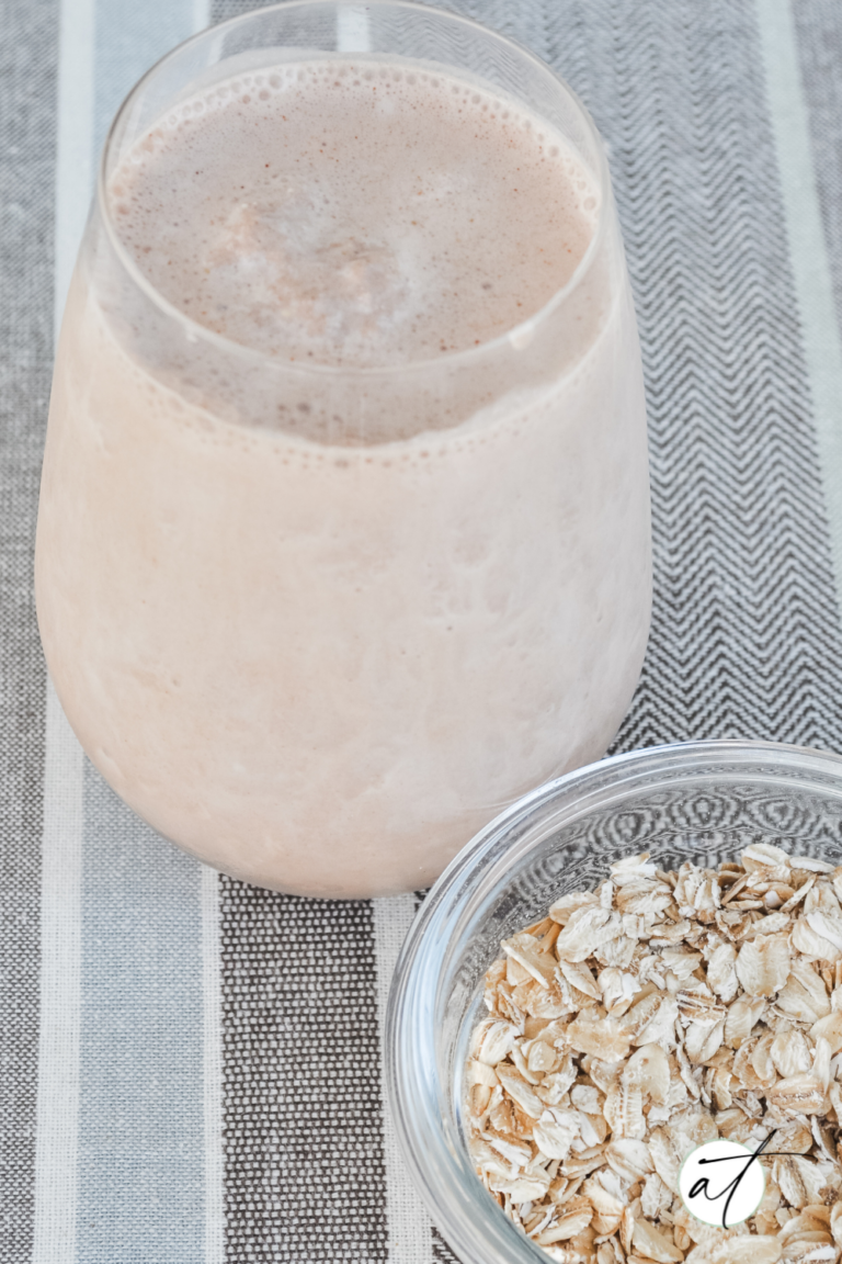 The Best Chocolate No Bake Cookie Protein Shake